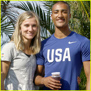 Image result for ashton eaton wife