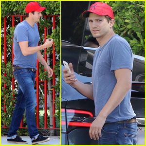 Ashton Kutcher Set to Host Forbes' Change The World Competition