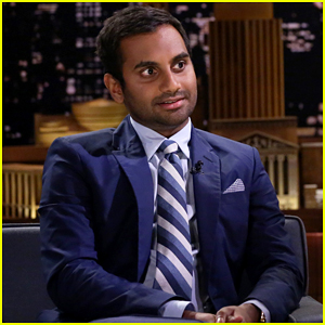 Aziz Ansari Compares Donald Trump & The Khan's Fued To Drake & Meek Mill!