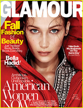 Bella Hadid Gushes About The Weeknd in 'Glamour' Cover Story