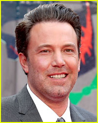 Ben Affleck's Fly Was Down at 'Suicide Squad' After Party