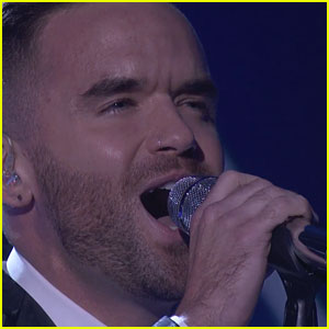 Brian Justin Crum's Vocals Soar on 'In the Air Tonight' for 'America's Got Talent' (Video)