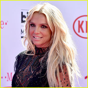 ... With Britney Spears' New Album! | Britney Spears : Just Jared