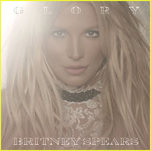 Britney Spears Announces New Album 'Glory,' Reveals Release Date & Cover Art!