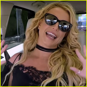 Britney Spears Says Filming 'Carpool Karaoke' Was a Little Awkward
