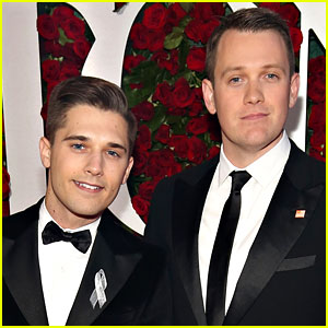 Broadway's Michael Arden & Andy Mientus Are Married!