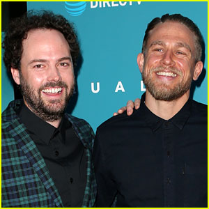 Charlie Hunnam is Teaming Up with Director Drake Doremus!