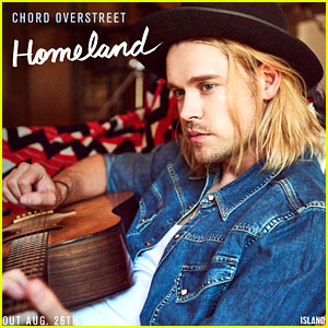 Glee's Chord Overstreet Announces First Single 'Homeland'