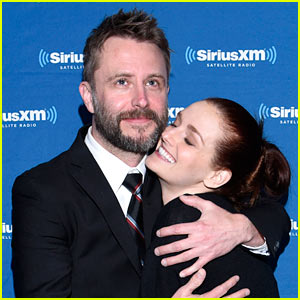 Chris Hardwick & Lydia Hearst Are Married!