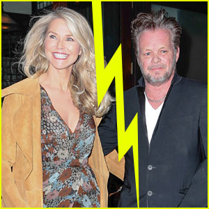 Christie Brinkley & John Mellencamp Split After 1 Year Together