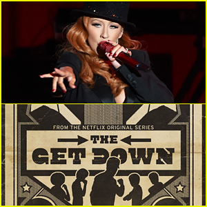 Christina Aguilera Drops 'Telepathy' from 'The Get Down' Soundtrack - Listen Now!
