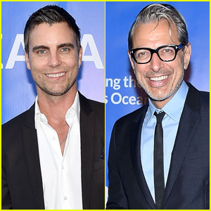 Colin Egglesfield & Jeff Goldbum Suit Up for SeaChange Summer Bash 2016