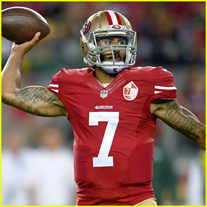 Colin Kaepernick Refuses to Stand for National Anthem Due to Treatment of Minorities