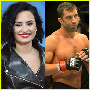 Demi Lovato Is Reportedly Dating UFC Fighter Luke Rockhold