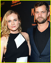 Diane Kruger & Joshua Jackson Reunite After Breakup