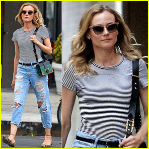Diane Kruger Accidentally Curses on TV - Watch Now!
