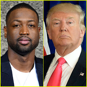 Dwyane Wade Mourns Murder of Cousin, Donald Trump Uses It for Campaign Moment