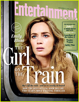 Emily Blunt Was 'Completely Sucked Into' Script of 'Girl on the Train'