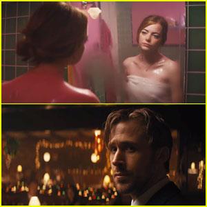 Emma Stone Sings in New 'La La Land' Teaser with Ryan Gosling - Watch Now