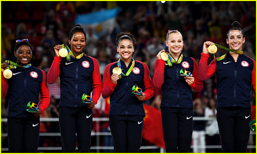 'Final Five' 2016: USA Women's Gymnastics Team Picks a Name!
