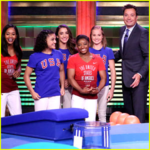 Final Five Plays 'Hungry Hungry Humans' with Jimmy Fallon (Video)