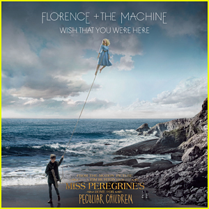 Florence + the Machine Drops 'Wish That You Were Here' From 'Miss Peregrine's Home for Peculiar Children' - Stream & Lyrics!