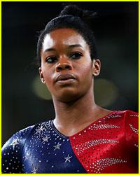 Olympian Gabby Douglas Apologizes for National Anthem Moment