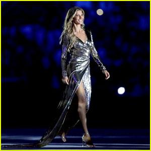 Watch Gisele Bundchen Walk Final Runway at Rio Olympics 2016 (Video)