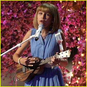 Grace VanderWaal Sings Original Song 'Beautiful Thing' for 'America's Got Talent' Quarterfinals (Video)
