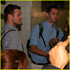 Gunnar Bentz & Jack Conger Catch Flight Out of Rio After Being Questioned