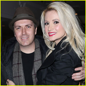 Holly Madison & Pasquale Rotella Reveal Their Baby Boy's Name