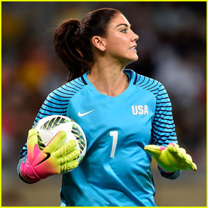 Hope Solo Gets Booed at Rio Olympics 2016 Over Zika Posts