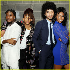 Jaden Smith Premieres Netflix Series 'The Get Down' in NYC