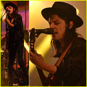 James Bay Reminds Fans There Are Still Tickets Available for His Tour!