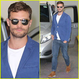 Jamie Dornan Doesn't Know If He'll Be Full Frontal in 'Fifty Shades Darker'