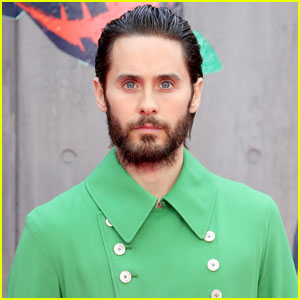 Jared Leto News, Photos, and Videos | Just Jared
