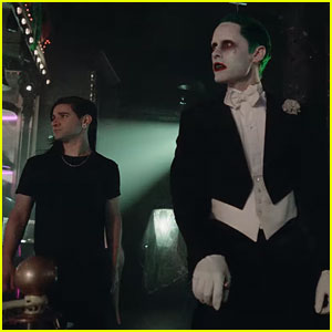 Jared Leto Stars As The Joker In Skrillex Rick Ross Music Video