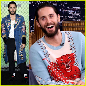 Jared Leto Explains Why He Sent Weird Gifts to 'Suicide Squad' Cast
