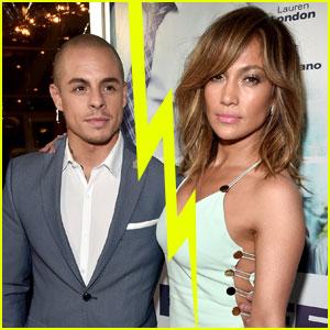 Jennifer Lopez & Casper Smart Split (Report)