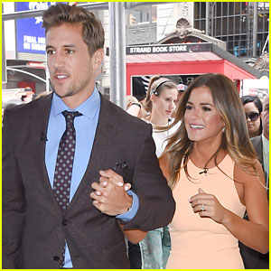 JoJo Fletcher & Jordan Rodgers Detail Their Secret Meetings After Filming 'Bachelorette'