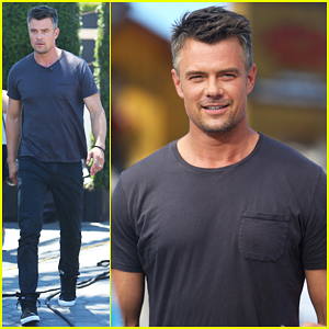 Josh Duhamel Is In His Underwear A Lot In 'Spaceman'!
