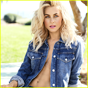Julianne Hough Goes Topless For 'Shape' Magazine September 2016