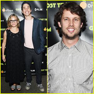 Justin Long & Amy Sedaris Premiere 'Ghost Team' In NYC!