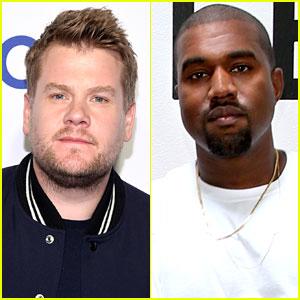Kanye West Cancelled 'Carpool Karaoke' Twice, Will Happen 'Eventually,' James Corden Reveals