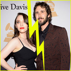Kat dennings josh groban are dating having a lot of fun