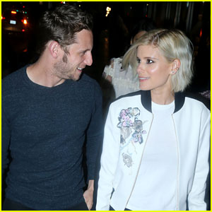 Kate Mara & Jamie Bell Have a Date Night at Katsuya