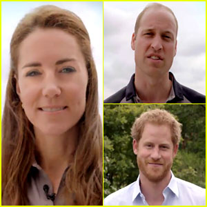 Kate Middleton & Prince William Send Luck to Team GB for Rio Olympics 2016!