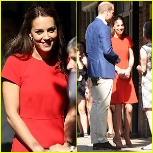 Kate Middleton & Prince William Take Training Session At YoungMinds Help-Line Center!