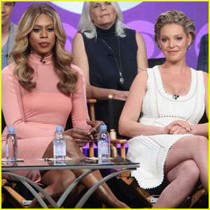 Katherine Heigl & Laverne Cox Bring 'Doubt' to TCA 2016