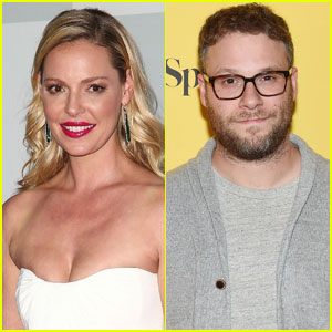 Katherine Heigl Responds to Seth Rogen's Comments